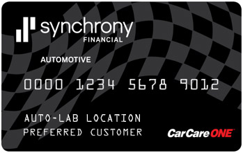 Financing - Auto Lab Gaylord - carcare-one-card_al