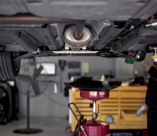 Muffler & Exhaust Repair in Gaylord | Auto-Lab  - content-new-exhaust